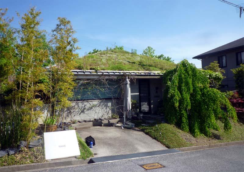 建物探訪・・・緑の屋根・・・ 「もやい」の独り言